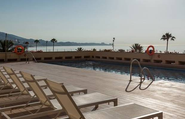 Keep on relaxing! hotel ilunion fuengirola